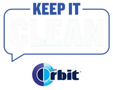 Orbit Keep It Clean