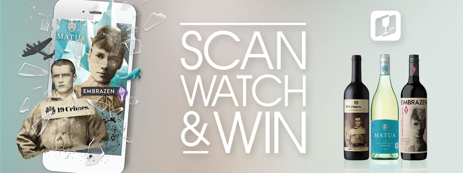 Scan Win & Watch